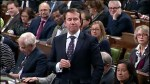 MP Scott Brison caught with mouthful of food during Question Period