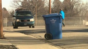 Curbside recycling pilot proposal