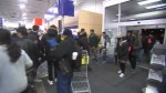 Americans swarm to stores for Black Friday deals