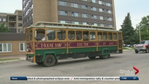 Moose Jaw Trolley