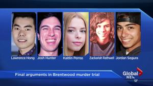 Crown agrees Matthew de Grood should be found not criminally responsible