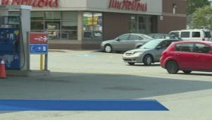Fuel shortage hits Halifax