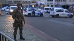 Brussels police on high alert after reports of explosive in train station