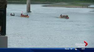 Edmonton Dragon Boat Festival returns to North Saskatchewan River