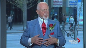 Don Cherry wants more air time on HNIC