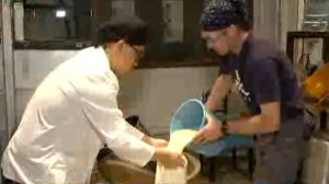 Basics in sake-making