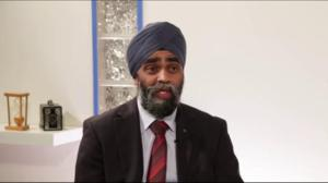 Sajjan caught inflating his role in key Afghan battle