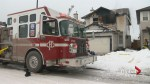 Calgary fire causes 'partial collapse' of Taradale home