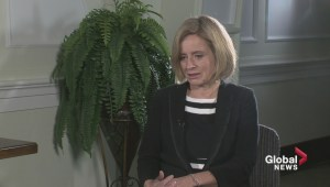 Year-end interview with Premier Notley: Fort McMurray wildfire and the rebuild