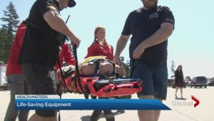 New medical equipment for North Shore Rescue
