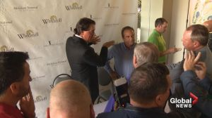 Phil Mickelson in Calgary to update state of the art golf course