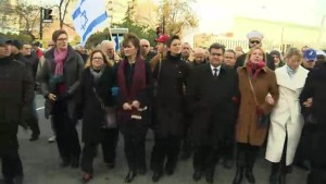 Montreal holds Solidarity Walk for victims of Paris attacks