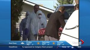 Medicine Hat killer sentencing review