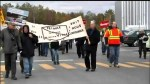 Lac-Megantic march looking for better rail safety