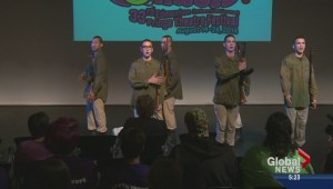 Fringe Review: Dogfight the musical, Flora and Fauna's Field Trip
