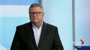 Ralph Goodale comments on La Loche school shooting
