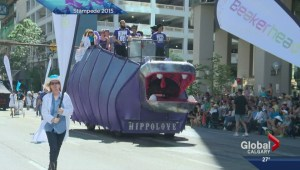 Calgary Stampede kicks off with annual parade