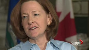 Alison Redford's high flying travel scout