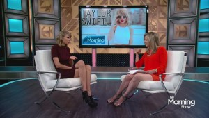 Going back to 1989 with Taylor Swift and her popular new album
