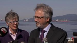 English Bay spill raises questions about oil shipments in port area
