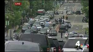 No evidence of shooting at Washington Navy Yard