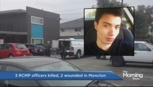 #PrayForMoncton