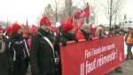 FAE teachers' union rejects government offer