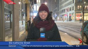 Global News Morning weather forecast: Wednesday, January 18