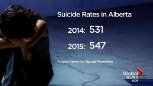 Suicide attempts in St. Albert spike to 1 per day amid economic downturn