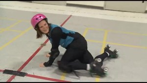 Peterborough's Riverside Riot Squad is gearing up for their final Roller Derby game of the season and then they begin recruiting new players. CHEX Daily reporter, Caley Bedore, learns more about the sport and gets a lesson to see if she makes the cut.