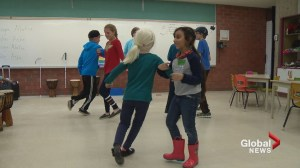 'We're having so much fun!' Calgary students with disabilities hit the dance floor