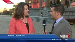 Minister Lori Sigurdson discusses minimum wage hike