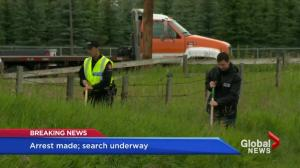 Man taken into custody, search underway in relation to Taliyah Leigh Marsman disappearance