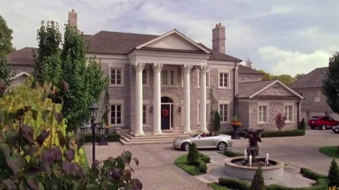 Mean Girls mansion in Toronto listed at 148M