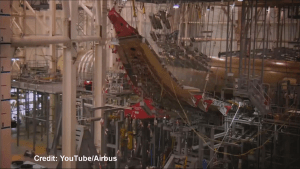 Promotional video shows the rigourous testing Airbus planes goes through