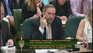 Mulcair on hot seat over satellite offices