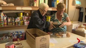 Local food bank facing financial crisis