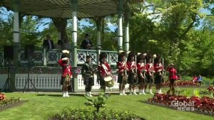 Halifax Public Gardens celebrations 150 years
