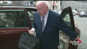 Mike Duffy takes centre stage at his trial