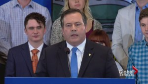 Jason Kenney makes his jump into Alberta provincial politics