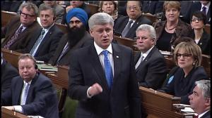 Canada will always bring fight to groups like ISIS: Harper