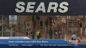 BIV: Sears Canada loses CEO Ron Boire