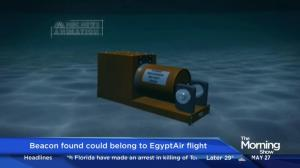 EgyptAir Flight MS804: Beacon found could belong to doomed flight