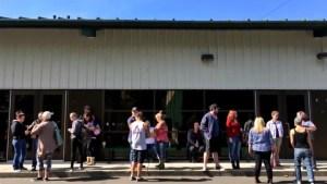 Small Oregon community still reeling following mass shooting Thursday at community college