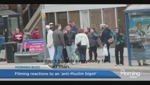 Anti-Muslim social experiment in Hamilton goes viral