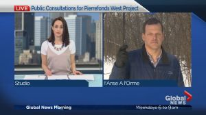 Public consultations underway for Pierrefonds West development project