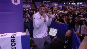 Top moments from Super Bowl Media Day