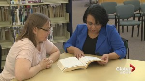 Alberta government announcing steps to enhance adult literacy