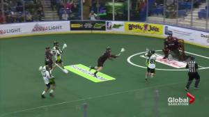 Saskatchewan Rush and Colorado Mammoth swap snipers in blockbuster deal