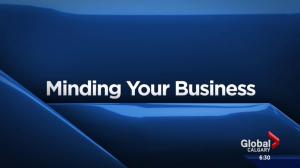 Minding Your Business: Sep 1